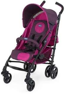 Chicco Liteway Stroller - purple ALMOST NEW