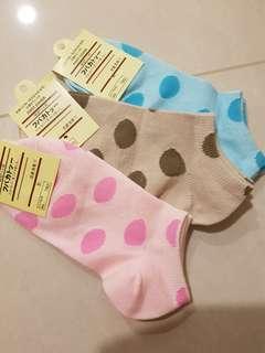 BN 3 Pairs Ladies Socks