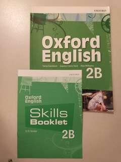 Oxford English 2B