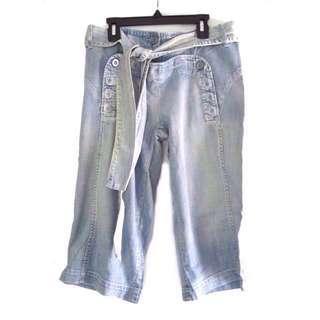 Fcuk Crop Pants