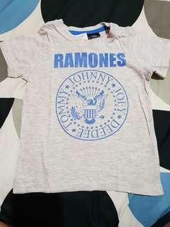 H&M Ramones Shirt