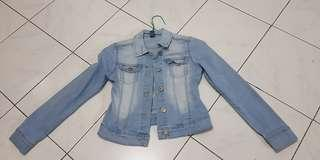 Authentic ZARA kids denim jacket