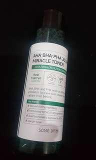 miracle toner preloved