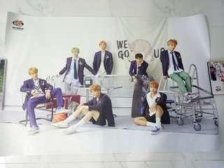 nct dream we go up poster instock
