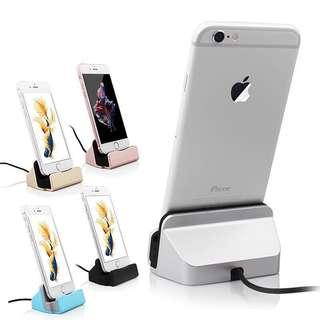 Charging Dock Stand Charger for Iphone & Andriod