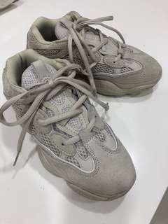 Yeezy 500 inspired premium sneakers