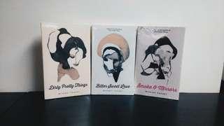 Michael Faudet's Books for Sale