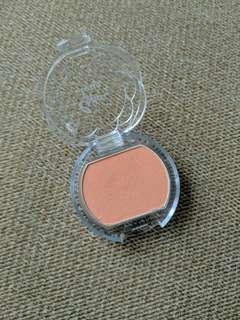 Japanese brand peach blush/eye shadow