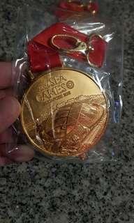 Sea Games 2015 medallion