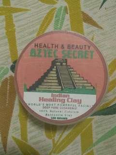 Aztec Secret: Indian Healing Clay Mask