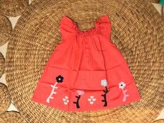 Cotton On dress with applique