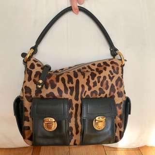 #ORI Marc Jacobs top handle fur handbag