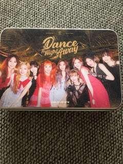 Twice DTNA tin box