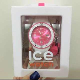 ICE-Watch (White - Fluo Pink)