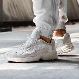 "Adidas Yung-1 ""Cloud White"""