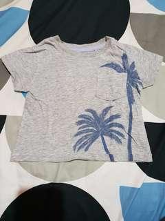 Gingersnaps Palm Shirt
