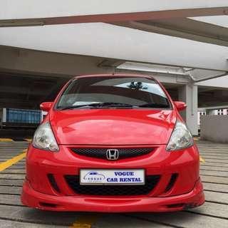 Car Rental P-Plate
