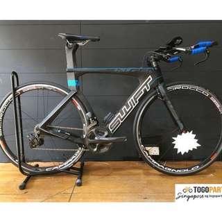Swift N-Gen Di2 - TT Bike
