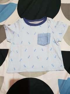 Gingersnaps Blue Shirt