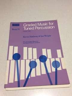 ABRSM Grade 7&8 : Graded Music for Tuned Percussion