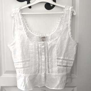 H&M top - size 12