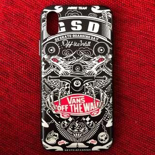 Iphone X Vans Case