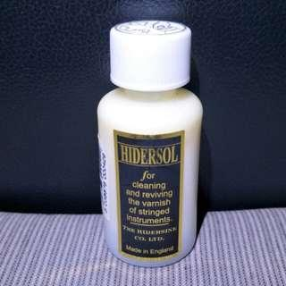 Hidersol Violin Viola Cello Double Bass Polish Cleaner