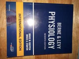Berne and Levy Physiology 7th ed