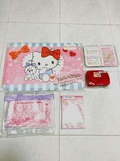 Hello Kitty Sanrio Ichiban Kuji Peko Twin Star Pochacco