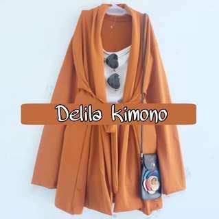 Delila kimono
