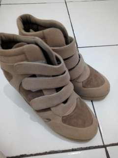 Sneaker Wedges Whitehare second