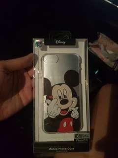 Iphone 8 transparent Disney Soft Case