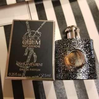 YSL black opium香水7.5ml