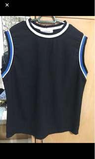 Black jersey to