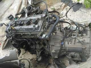 fullset gearbox auto alza premium