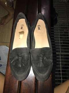 Fiona Flat Shoes black