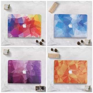 Geometry Macbook Covers