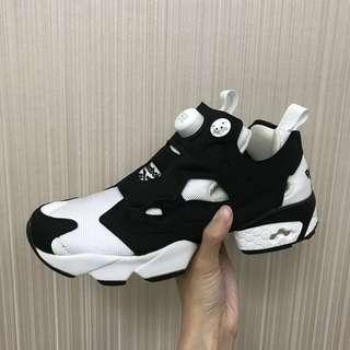 Reebok Fury pump 熊貓🐼