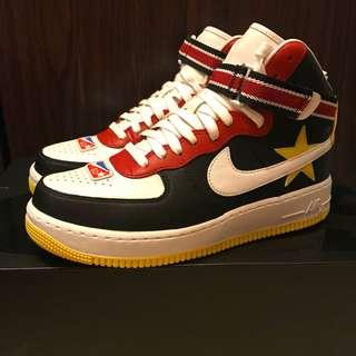 New Nike x R.T. Air Force One 1 High Leather US 8.5