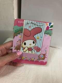 Melody 40th 限定悠遊卡