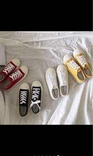 🚚 芥黃餅乾鞋❤️