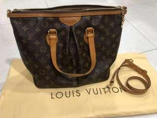 Authentic Louis Vuitton Palermo