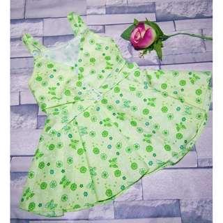 Set of 3 - Kid's Swing Dress