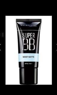 日版Maybelline super BB 自然色30ml