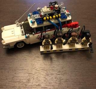 Lego ghostbusters Ecto-1 ideas 21108 (reserved)