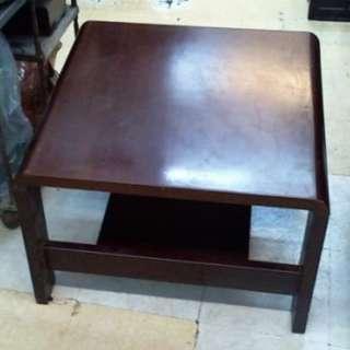 🚚 原木茶几桌/長65x寬x65x高43cm