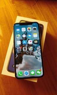 IPhone x 64GB Sliver