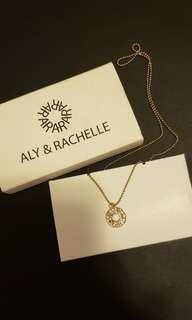 ALY & RACHELLE 頸鏈