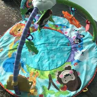PRICE REDUCED!! Fisher Price Baby Play Gym Mat