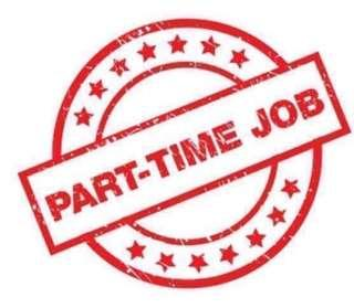 Part time for sales assistant
